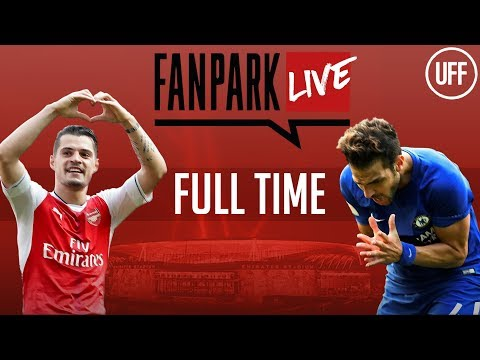 Arsenal 2-1  Chelsea - Full Time Phone In - FanPark Live