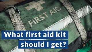 First Aid Kits Guide and Checklist (for travel)