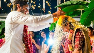 Samantha - Naga Chaithanya Marriage Video & Best Moments Captured!