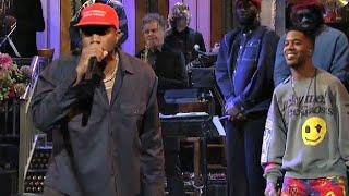 Kanye West SNL Performance Ghost Town full Kid Cudi 070 Shake