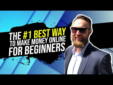 How To Make Money Online As A Beginner ($500 A Week Starting TODAY)