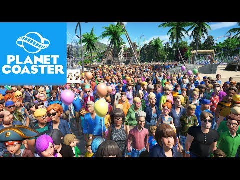 O PARQUE FECHOU! | Planet Coaster #49