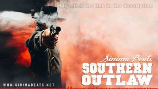 SOUTHERN OUTLAW Instrumental (Country Rap Beat) Sinima Beats