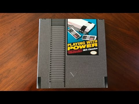 Playing With Power: Nintendo NES Classics Book Review