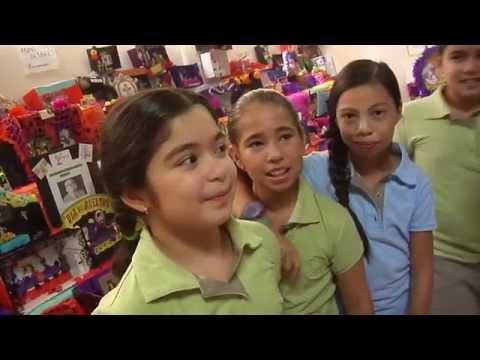 Fomenta Green Oaks School tradiciones mexicanas