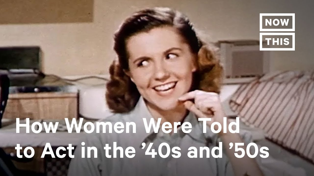 Download Sexist PSAs From The '40s and '50s Show How Far Women Have Come   NowThis