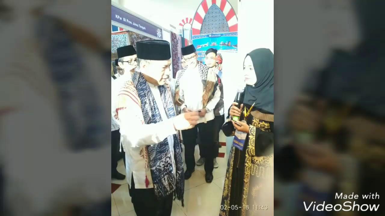 Festival Syariah Yasmin Butik   Batik - YouTube 1a72098e00