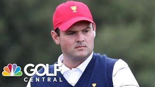 Patrick Reed unable to leave rules scandal in the Bahamas | Live From Presidents Cup | Golf Channel