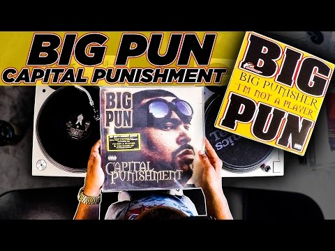 Discover Classic Samples From Big Pun's 'Capital Punishment'