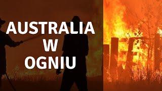 Australia płonie, katastroficzna sytuacja w Sydney 🔥