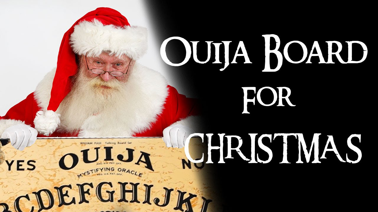 Ouija board for christmas are you getting one for christmas youtube ouija board for christmas are you getting one for christmas buycottarizona Gallery