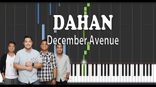Dahan December Avenue Piano Tutorial Synthesia.mp3