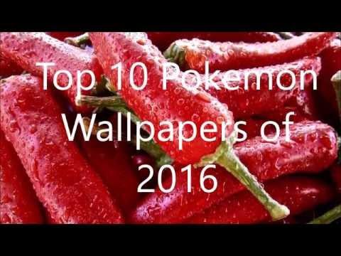 Top 10 Best Pokemon Wallpapers Of 2016!