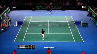 ATP World Tour | Unbelievable Points in 2013 Season ᴴᴰ