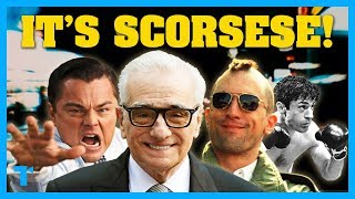 You Know It's Scorsese IF...