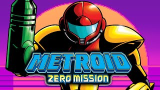 I'm glad Adam allowed me to go on this mission! - Metroid Zero Mission