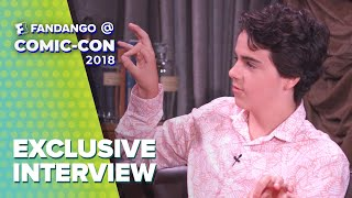 Jack Dylan Grazer Explains Why Shazam is Stronger Than Superman | Comic-Con 2018 Full Interview