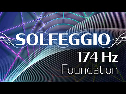 Solfeggio Harmonics Vol. 1 - 174 HZ -...