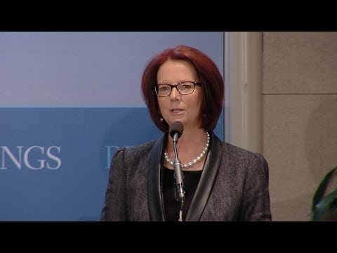 New Ideas to Scale Up and Finance Global Education - Featured Remarks