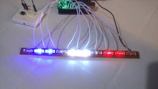 How to make Police LED Light Bar | Arduino Control Police light