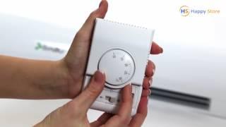видео Ремонт и обслуживание тепловых завес Dantex