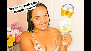 Every Strand Aloe Vera & Coconut Water Masque Review! | Jessica Noelle