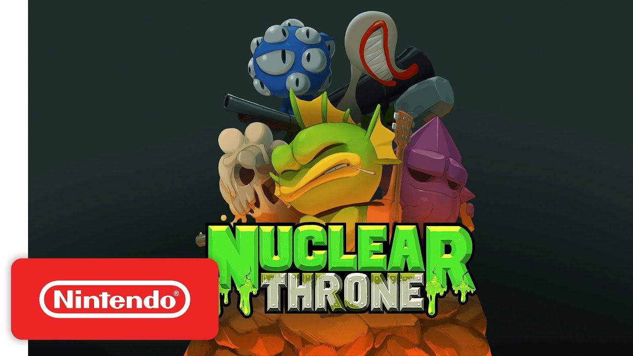 Game review: Nuclear Throne on Switch is totally rad | Metro