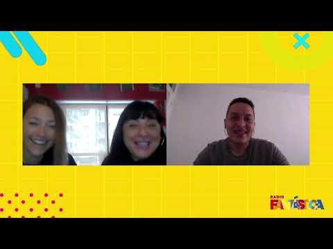 Entrevista con Karina Di Lorenzo y Fabiana Diaz de  Vilma Palma E Vampiros en Radio Fantástica.