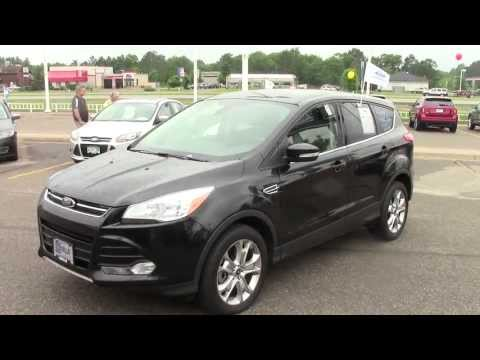 2013 Ford Escape AWD SEL **Certified**