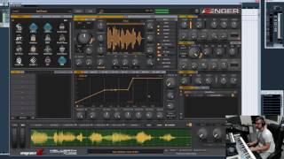 Vengeance Producer Suite - Avenger - Tutorial Video 20: 120 Update: Granular Overview