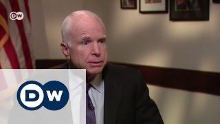 "Джон Маккейн: Путин - убийца, бандит и продукт КГБ. Сенатор США в программе ""Немцова.Интервью"""