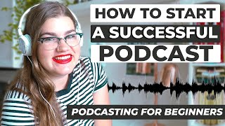 How to Start a Podcast from Scratch   how to start a podcast for beginners