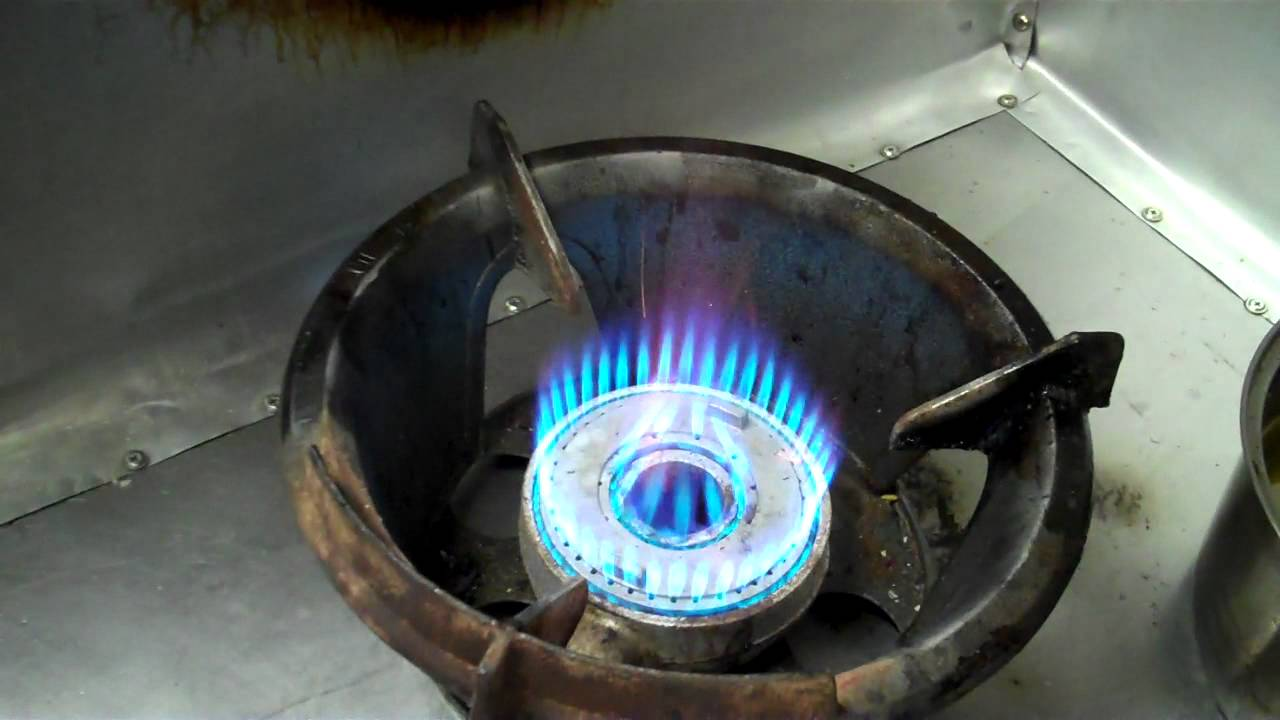 High Pressure Gas Stove : Regular vs high pressure gas stove youtube