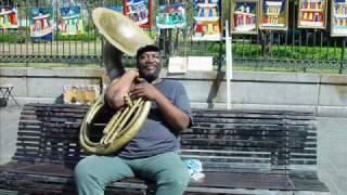 Tuba Fats - Over In the Gloryland.wmv