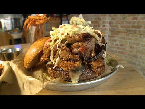 Chicago's Best Burgers: Burger Bar Chicago
