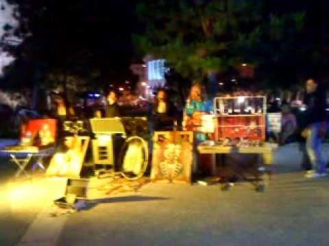 Red Indians Festival in Thessaloniki