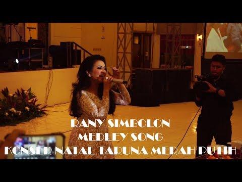 Rany Simbolon   Christmas Song Medley   Konser Natal Taruna Merah Putih