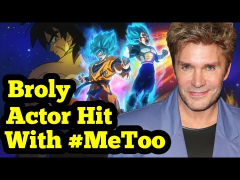 Dragon Ball Super Broly Voice Actor Hit With Allegations