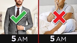 How To Wake Up At 5AM Daily (Even If You're NOT A Morning Person) | RMRS