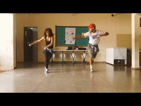"GALERA 23   Ana²³ E Bruno²³  Coreografia - Jheru Alba   ""Here We Go Again (Intro)"" Por Trey Songz"