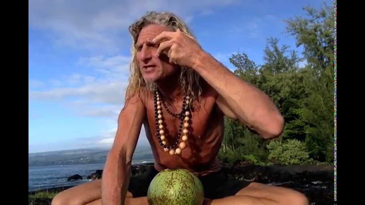 Caveman Yoga : Breatharianwisdom: coconut wisdom youtube