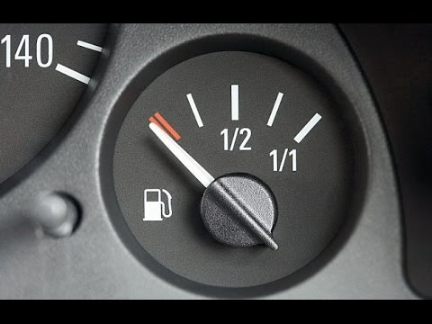 Why you should NEVER drive with under a quarter of tank of fuel  YouTube
