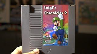 Luigi's Chronicles 2 (NES) Mike & Bootsy
