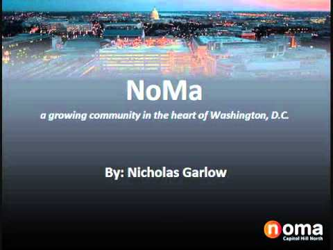 NoMa: a growing community in the heart of Washington, D.C.