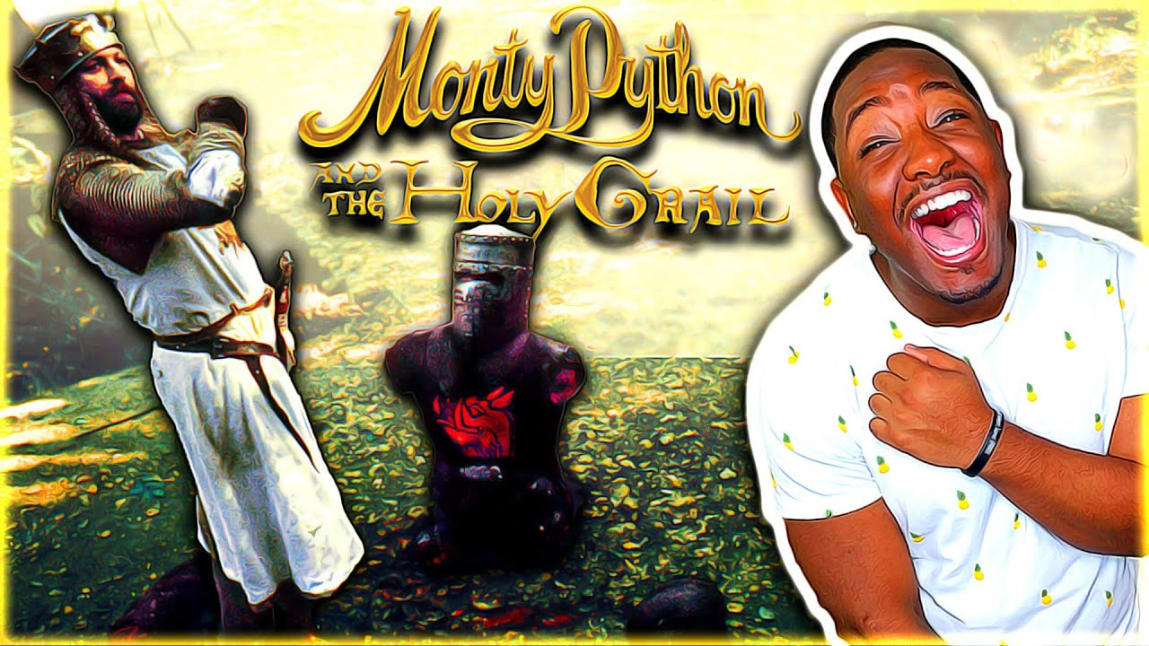 Download Movie Reaction | MONTY PYTHON AND THE HOLY GRAIL (1975) *FIRST TIME WATCHING* | THE GREATEST COMEDY!