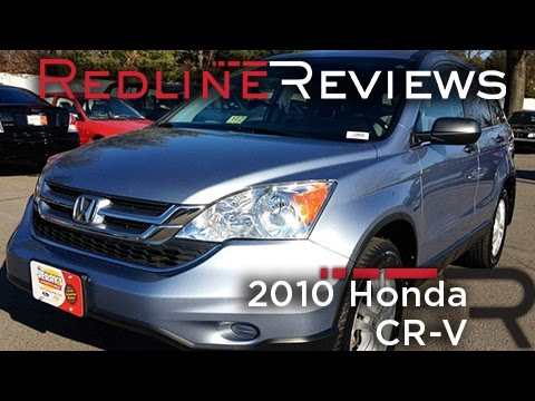 2010 Honda CR-V Review, Walkaround, Exhaust, Test Drive