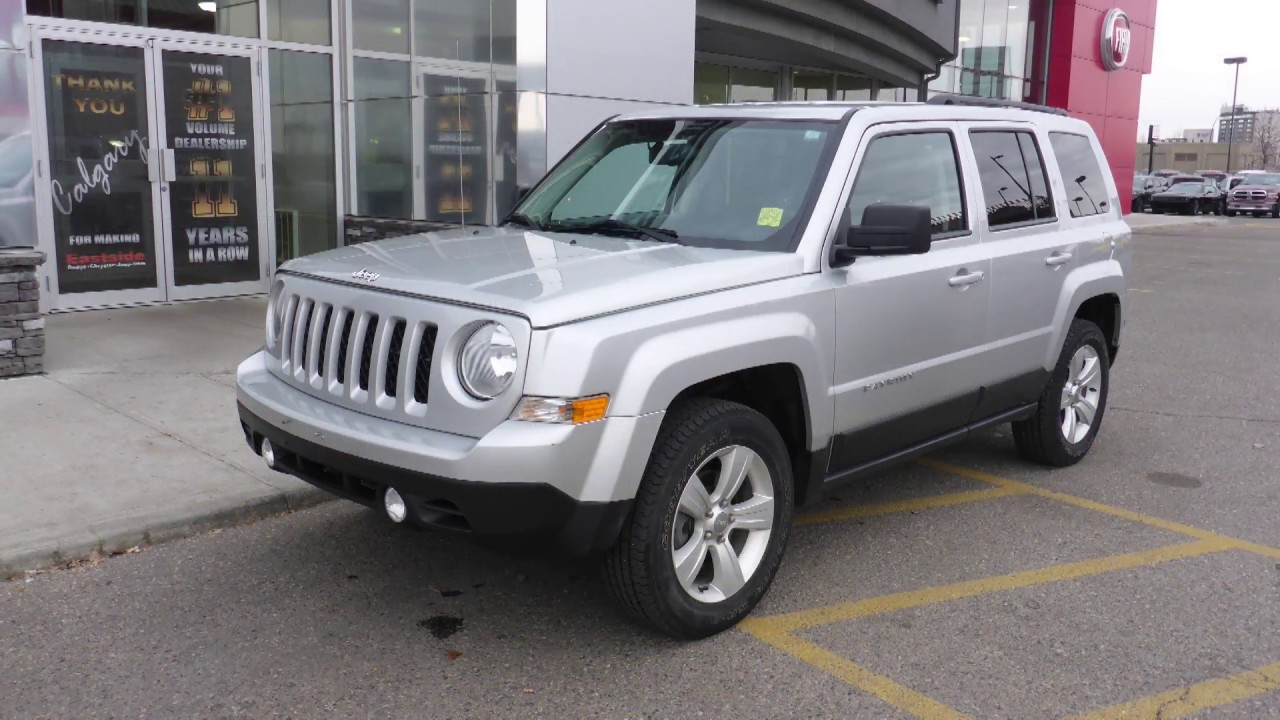 2014 Jeep Patriot Sport for Tara - Eastside Dodge - Calgary Alberta
