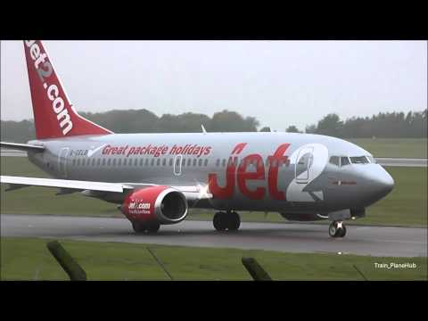 Early Morning Spotting at East Midlands Airport | 16/10/14