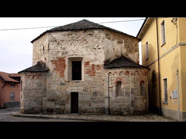 Il battistero di San Giovanni a Cureggio