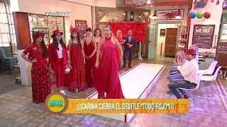 ¡Desfile al rojo vivo! - Morfi